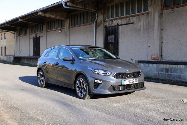 Kia Ceed CD Spirit