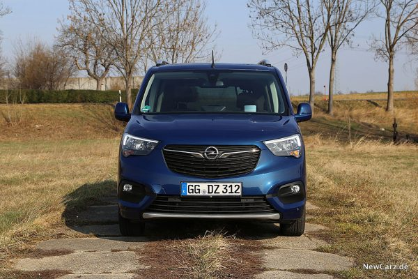 Opel Combo Life Front