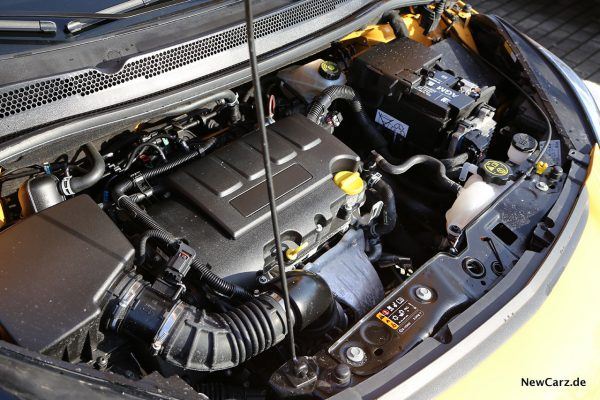 Opel Corsa GSi Motor