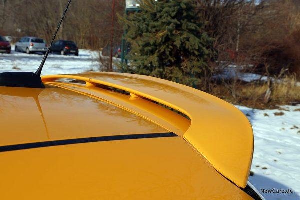 Opel Corsa GSi Dachspoiler