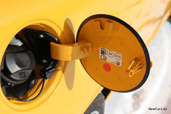 Opel Corsa GSi Tankdeckel