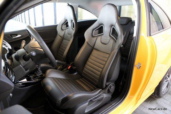 Opel Corsa GSi Recaro