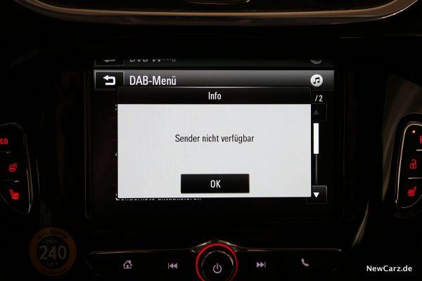 Opel Corsa GSi DAB