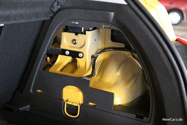 Opel Corsa GSi Dämmung