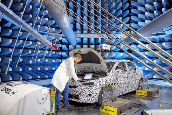 Opel Corsa 2020 Labor
