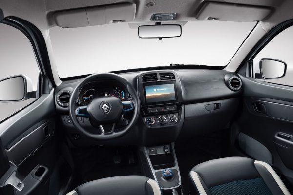 Renault City K-ZE Innen