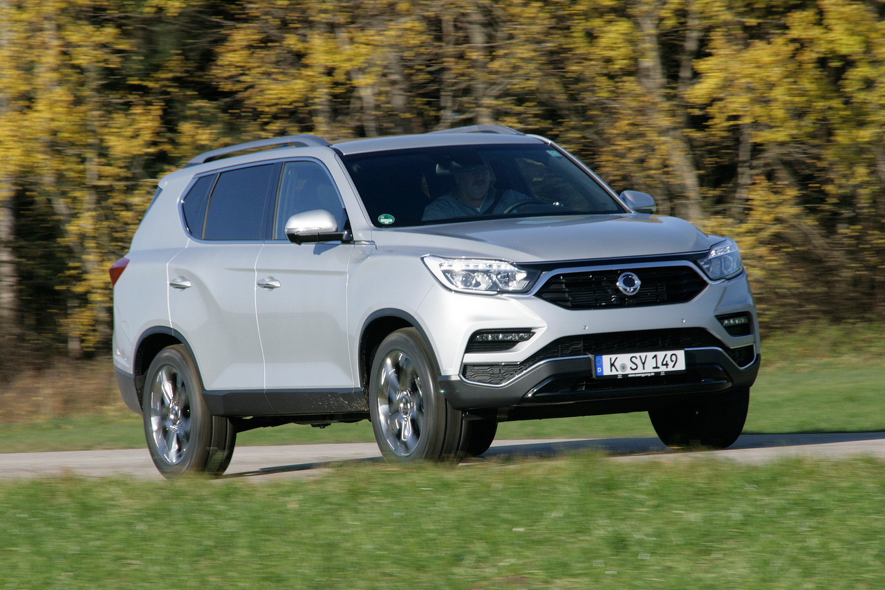 Ssang Yong Rexton Noblesse
