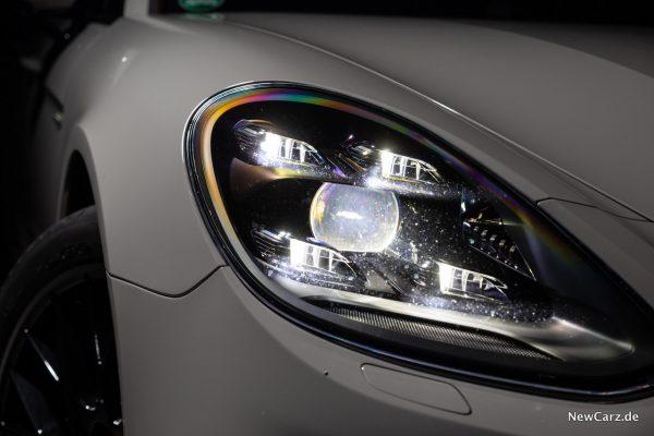 Porsche Panamera Turbo S E-Hybrid Matrix Scheinwerfer