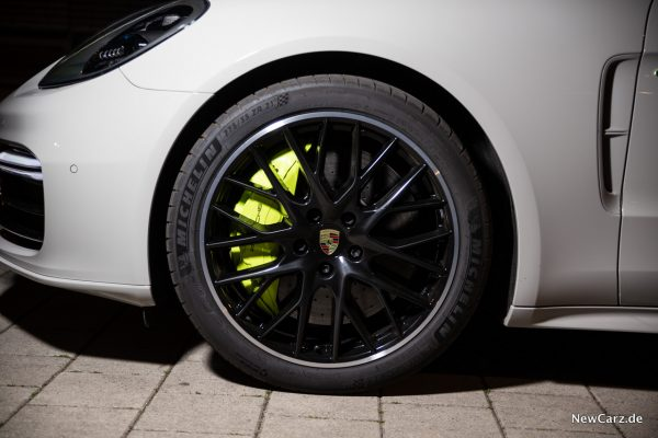 Porsche Panamera Turbo S E-Hybrid Felgen