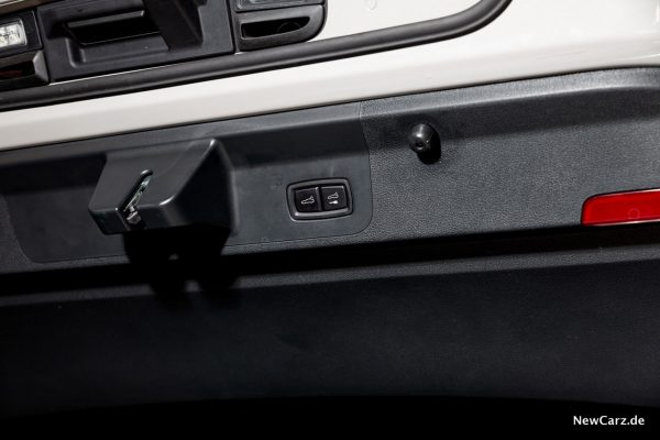 Porsche Panamera Turbo S E-Hybrid elektrische Heckklappe