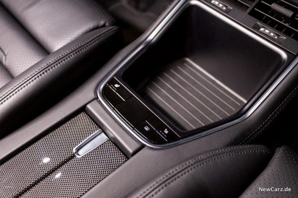 Porsche Panamera Turbo S E-Hybrid Sitzheizung hinten