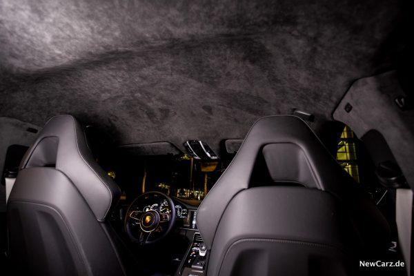 Porsche Panamera Turbo S E-Hybrid Dachhimmel Alcantara