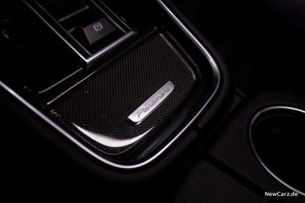 Porsche Panamera Turbo S E-Hybrid Carbon