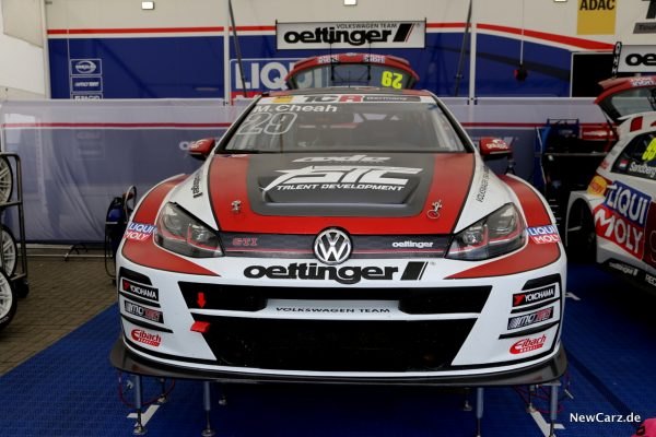 VW Golf TCR by Oettinger Frontansicht