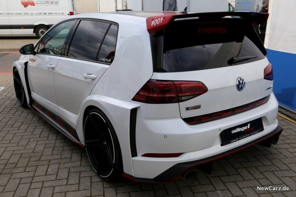 VW Golf TCR by Oettinger #001 Heck