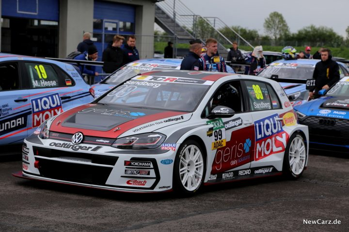 VW Golf TCR by Oettinger