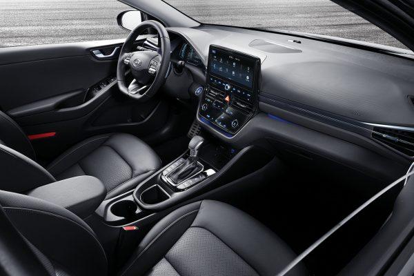 Hyundai Ioniq Modelljahr 2020 Innenraum
