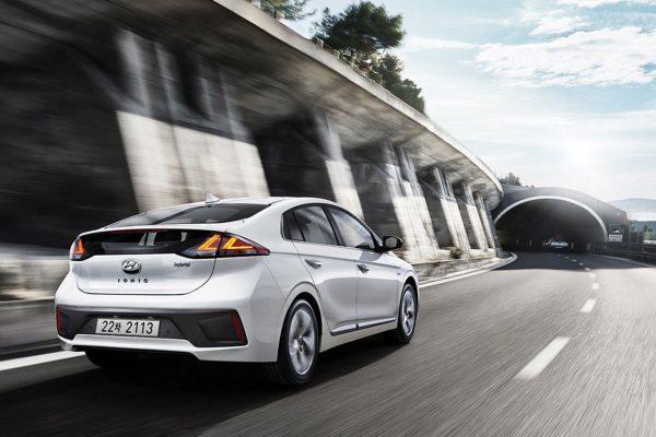 Hyundai Ioniq Modelljahr 2020