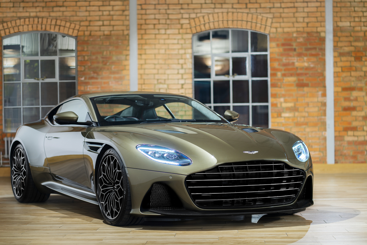 Aston Martin OHMSS