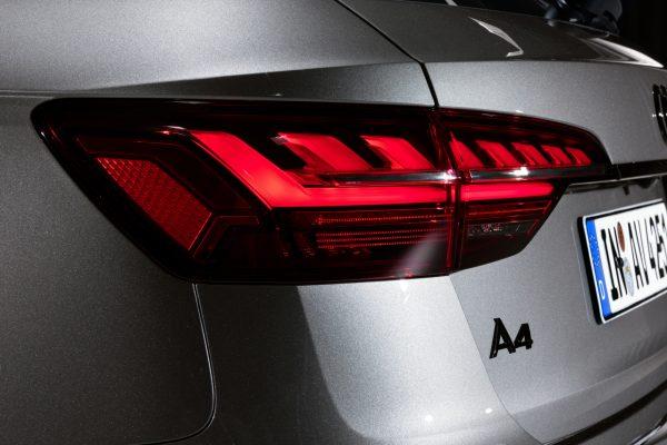 Audi A4 Heckleuchte