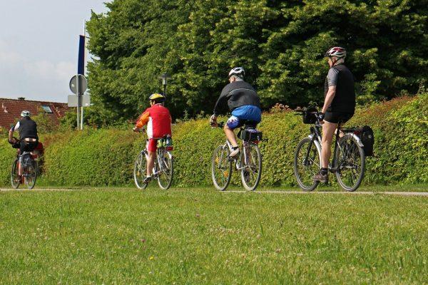Herrentag Fahrradtour