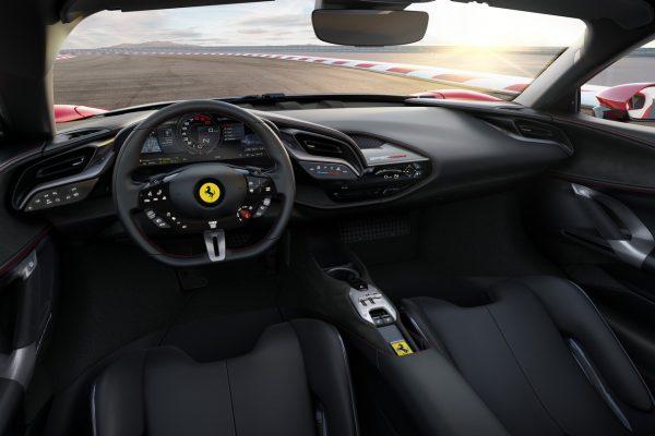 Ferrari SF90 Stradale Cockpit