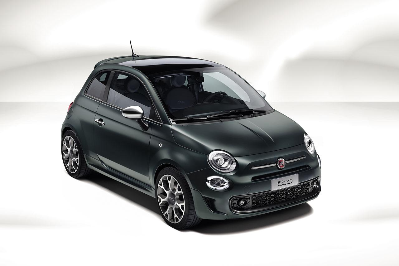 Fiat werbung neue musik EU