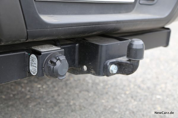 Ford Ranger Wildtrak Anhängerkupplung