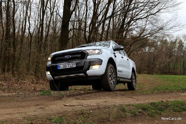 Ford Ranger Wildtrak Offroad