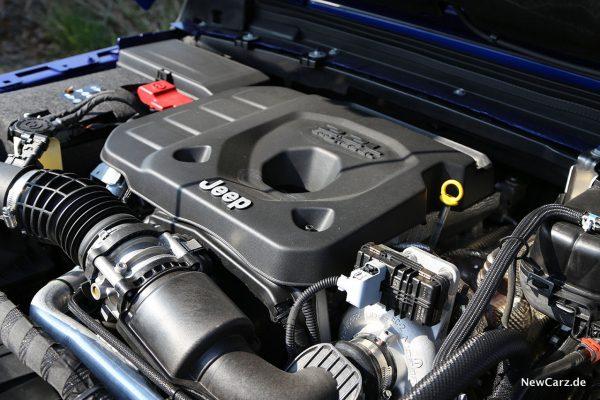 Jeep Wrangler Motor