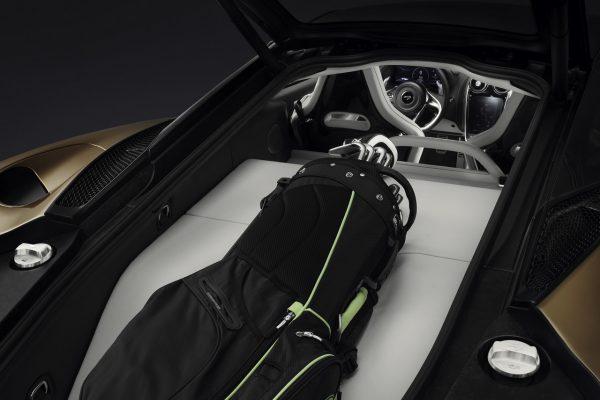 McLaren GT Gepäckraum