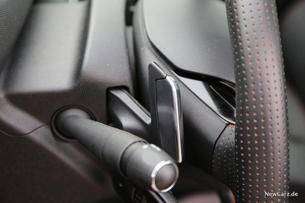 Peugeot 308 SW Schaltwipen