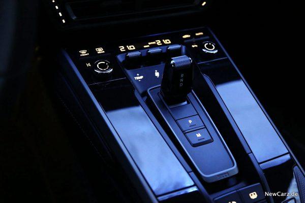 Porsche 992 911 Carrera S Wahlhebel