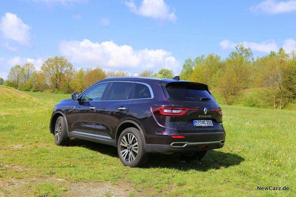 Renault Koleos im Frühling