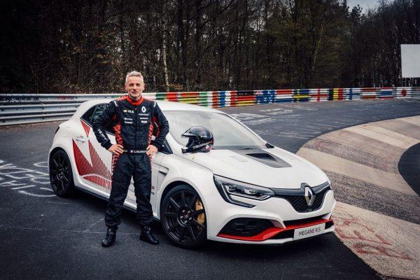 Renault Megane R.S. Trophy-R mit Laurent Hurgon