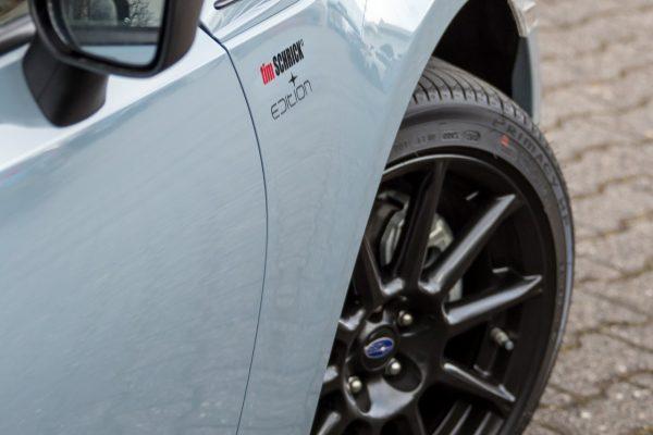 Subaru BRZ Tim Schrick Edition Felge
