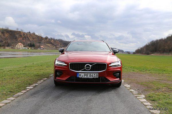 Volvo V60 D4 Front