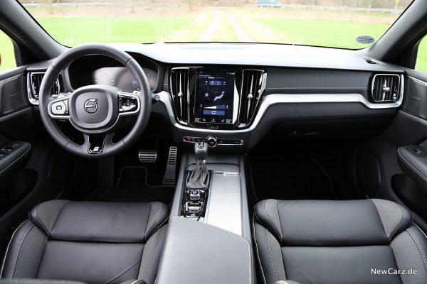 Volvo V60 Instrumententafel