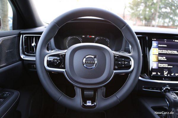 Volvo V60 Lenkrad