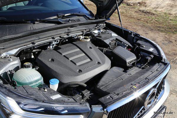 Volvo XC40 Motor
