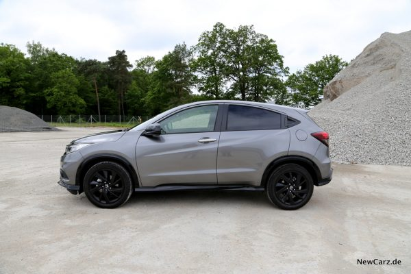 Honda HR-V Sport Seite