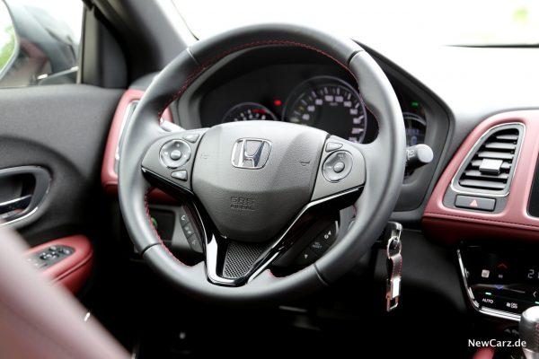 Honda HR-V Sport Lenkrad
