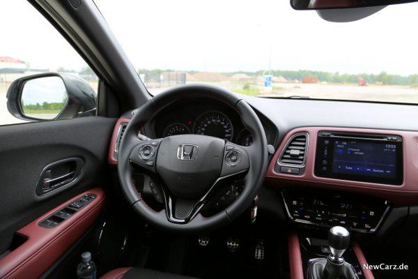 Honda HR-V Sport Cockpit