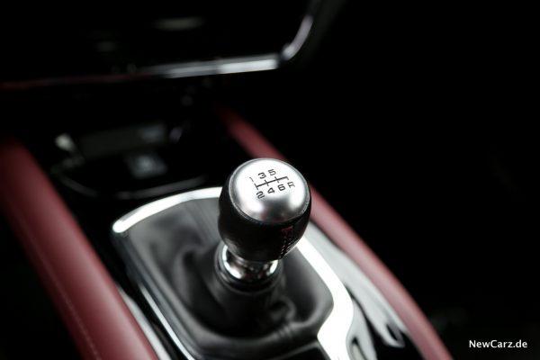 Honda HR-V Sport Sechsgang Schaltgetriebe