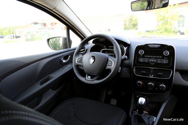 Renault Clio Black&White Innenraum