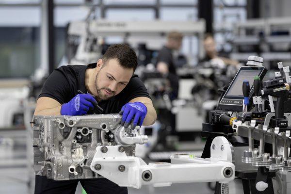 Mercedes-AMG Motorbau