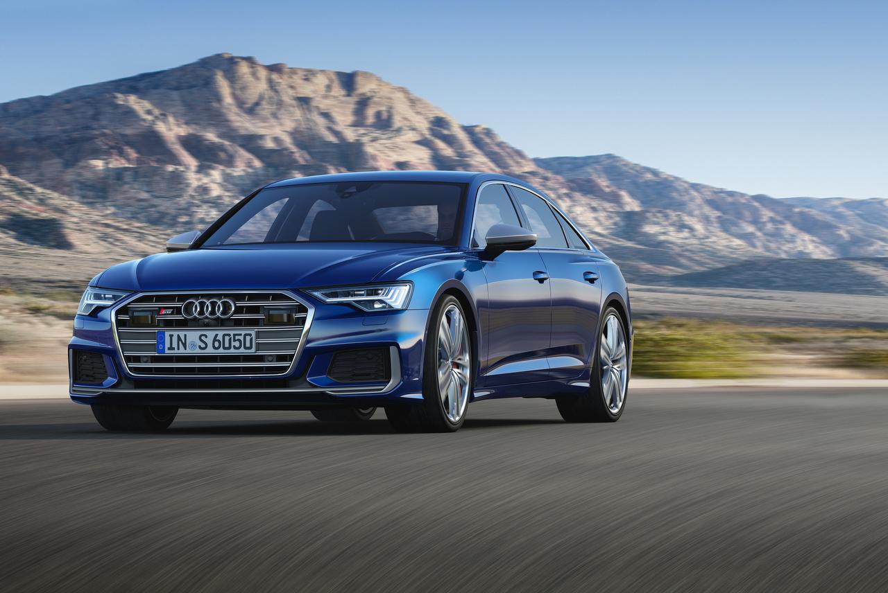 Audi S-TDI
