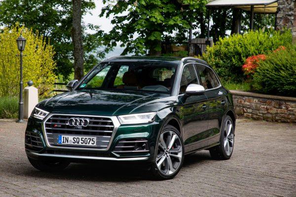 Audi S-TDI SQ5