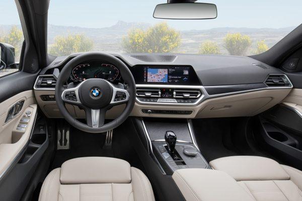 BMW 3er Touring 2020 Interieur