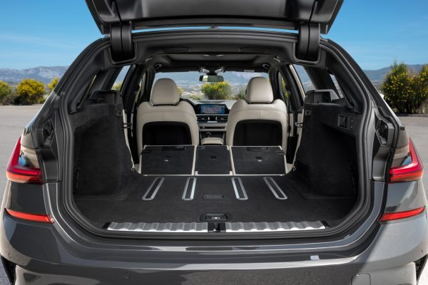 BMW 3er Touring Kofferraum